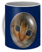 Cat Planet Coffee Mug