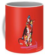 Cat Prins Coffee Mug