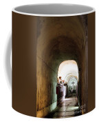 Catacombs In Palermo Coffee Mug