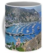 Catalina Harbor Coffee Mug