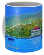 Catalina Island Night Coffee Mug
