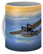 Catalina Over Islands Coffee Mug