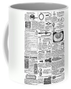 Catalogue Page, 1902 Coffee Mug