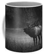 Cataloochee Bull Elk Coffee Mug