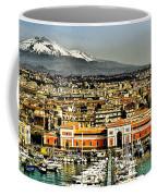 Catania Sicily Coffee Mug