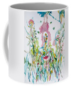 Catch Me - Lover And Follower-my Hearts Are Burning Coffee Mug