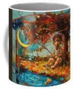 Catching A Goldfish II Coffee Mug
