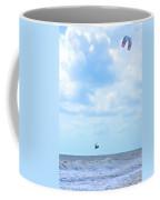 Catching Air Coffee Mug