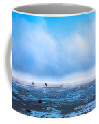 Catching Blue Coffee Mug