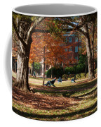 Catching Rays - Davidson College Coffee Mug