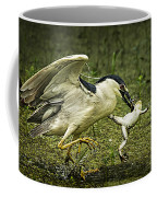 Catching Supper Coffee Mug