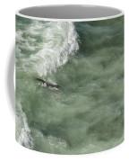 Catching The Wave Coffee Mug