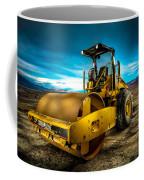 Caterpillar Cat Roller Cs563e Coffee Mug