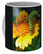 Caterpillar On The Prowl Coffee Mug