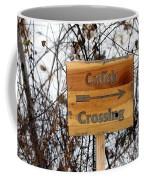 Catfish Crossing Coffee Mug