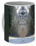 Cathedral And Its Spirit Coffee Mug