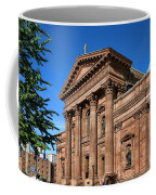 Cathedral Basilica Of Saints Peter And Paul Coffee Mug