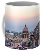 Cathedral Dome And City Coffee Mug