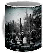 Cathedral Fence Coffee Mug