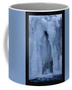 Cathedral Ice Waterfall Coffee Mug