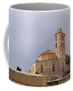 Cathedral In Ibiza Town Coffee Mug