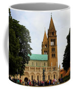 Cathedral In Pecs Coffee Mug