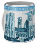 Cathedral Of Laon Coffee Mug