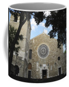 Cathedral Of San Giusto Coffee Mug