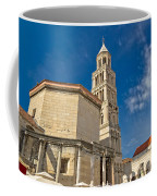 Cathedral Of Split Diocletian Palace Coffee Mug