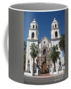 Cathedral Of St. Augustine Tuscon Coffee Mug