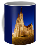 Morning At The Cathedral Of St Helena Coffee Mug by Fran Riley