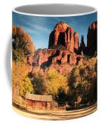 Cathedral Rock Sedona Arizona Coffee Mug