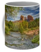 Cathedral Rock Sedona Az Dsc09018 Coffee Mug