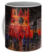 Cathedral Saint Jean-baptiste In Lyon Coffee Mug