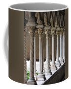 Cathedral St Sauveur - Croos-coat Coffee Mug