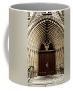 Catherdral Door's Coffee Mug