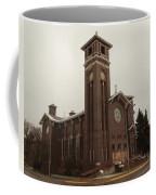 Catholic Church In Lewesiton  Coffee Mug