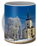 Catholic Church In Town Of Krizevci Coffee Mug