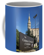 Catholic University Of America Coffee Mug