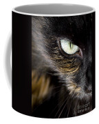 Cats Eye Coffee Mug