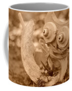 Cats Eyes Coffee Mug