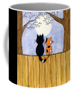 Cats Night Out Coffee Mug