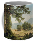 Catskill Meadows In Summer Coffee Mug by Asher Brown Durand