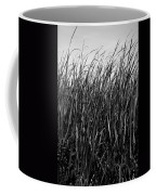 Cattail Reed Background Coffee Mug