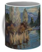 Cattails At Harry's Pond 1 Coffee Mug