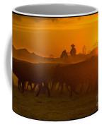 Cattle Drive 20 Coffee Mug