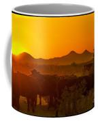 Cattle Drive 24 Coffee Mug