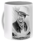 Cattle Drive Bw Version Coffee Mug