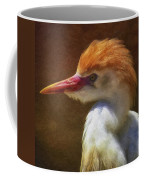 Cattle Egret 2 Coffee Mug