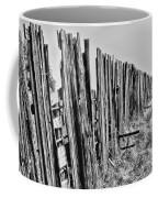 Cattle Fence By Diana Sainz Coffee Mug